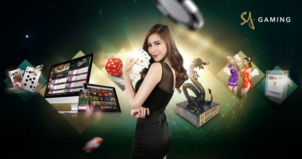 SA Gaming คาสิโนออนไลน์อันดับ 1 ของไทย